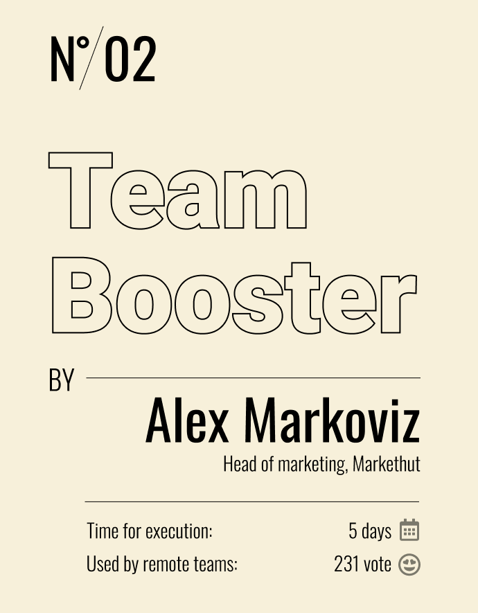 team-booster