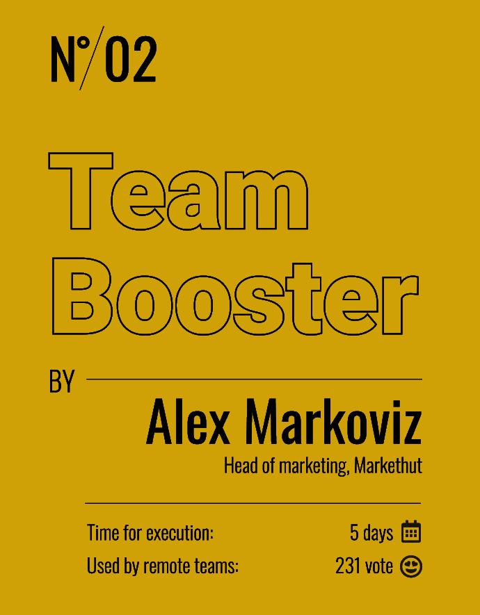 team-booster